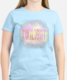 Twilight Pink Ice by Twibaby T-Shirt