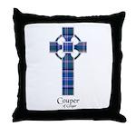 Cross - Couper of Gogar Throw Pillow
