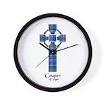 Cross - Couper of Gogar Wall Clock