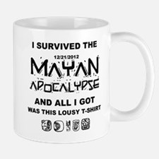 I Survived Mayan Apocalypse Mug