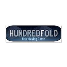 Hundredfold RPG logo Car Magnet