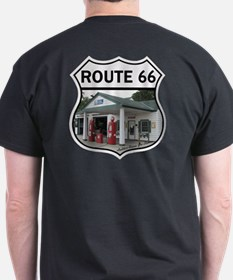 Ambler's Texaco Route 66 T-Shirt