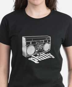 Philly Boombox Tee