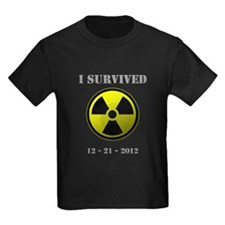 End of the world / apocalypse survivor T