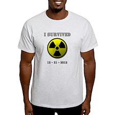 End of the world / apocalypse survivor T-Shirt