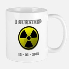 End of the world / apocalypse survivor Mug
