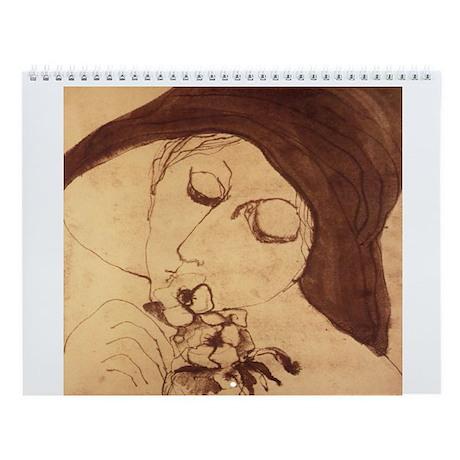 Barbara A. Wood Wall Calendar