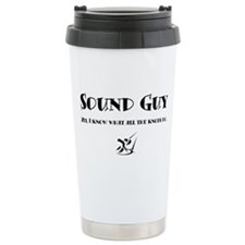 Cute Technical theatre Travel Mug