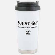 Unique Stage Travel Mug