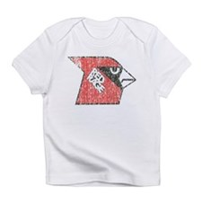 Red Rage Faded Infant T-Shirt