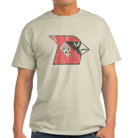 Red Rage Faded Light T-Shirt