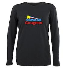 Cute Penguin Girl T-Shirt