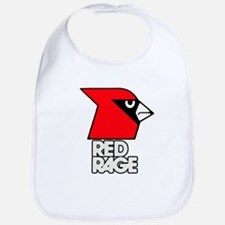 Red Rage Bib