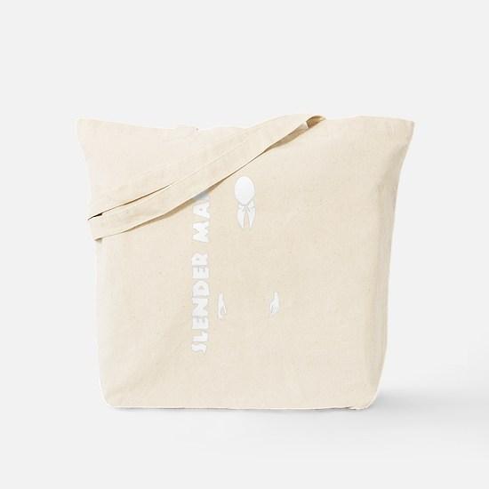 Slender Man Tote Bag