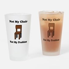 Unique Chair Drinking Glass
