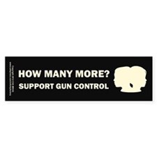 How Many More Bumper Sticker