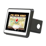 PrNtrKmt Rectangular Hitch Cover