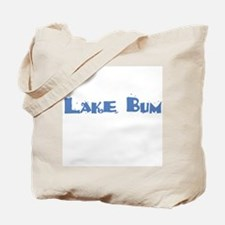 Lake Bum Tote Bag