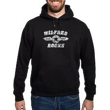 WILFRED ROCKS Hoodie