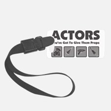 Props Luggage Tag
