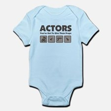 Props Infant Bodysuit