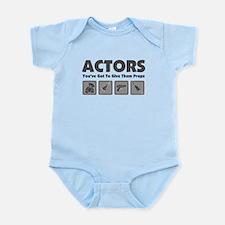Props Infant Bodysuit