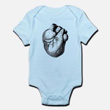 Anatomical Heart Infant Bodysuit