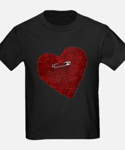 Pinned On Heart T
