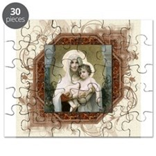 Madonna of the Roses Puzzle