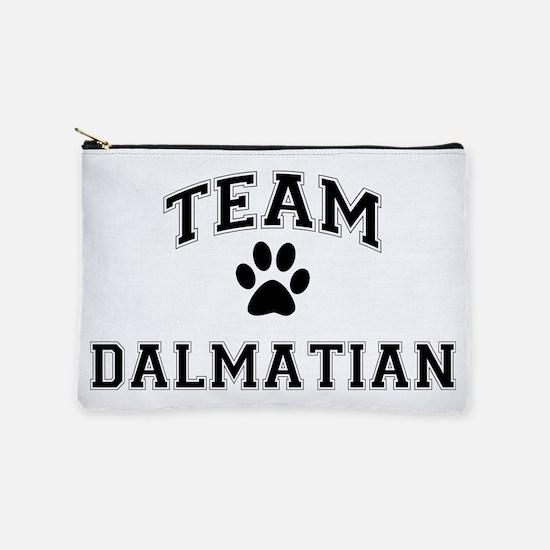 Team Dalmatian Makeup Pouch