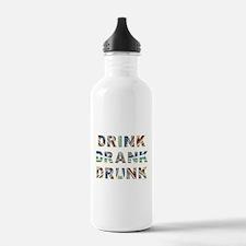 Drink Drank Drunk Water Bottle