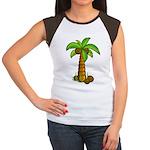 Siforia Women's Cap Sleeve T-Shirt