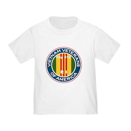 VVA Logo Chapter 818 Toddler T-Shirt