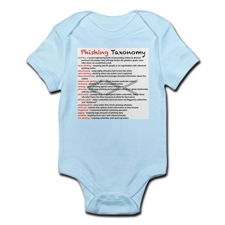 Phishing Taxonomy Infant Bodysuit