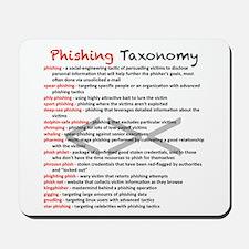 Phishing Taxonomy Mousepad