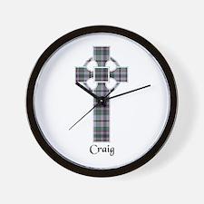 Cross - Craig Wall Clock