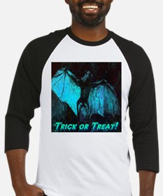 Trick or treat Icy Death Cold Baseball Jersey