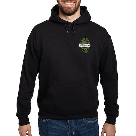 Dark Hoodie with ABC logo