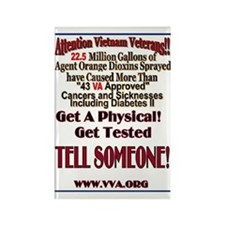 AO TELL SOMEONE Rectangle Magnet (10 pack)
