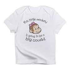 Unique Little monkey Infant T-Shirt