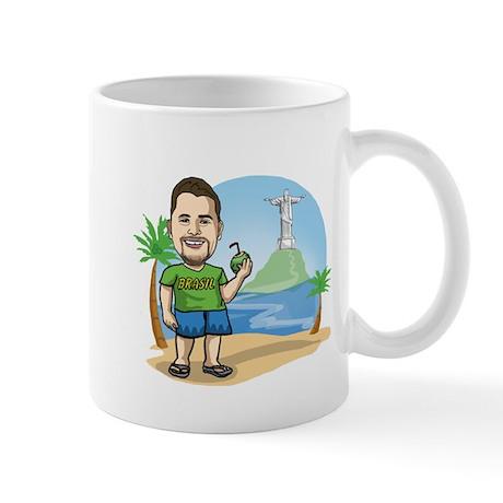 BrazilianGringo.com T-Shirt Mug
