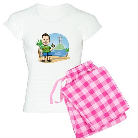 BrazilianGringo.com T-Shirt Women's Light Pajamas