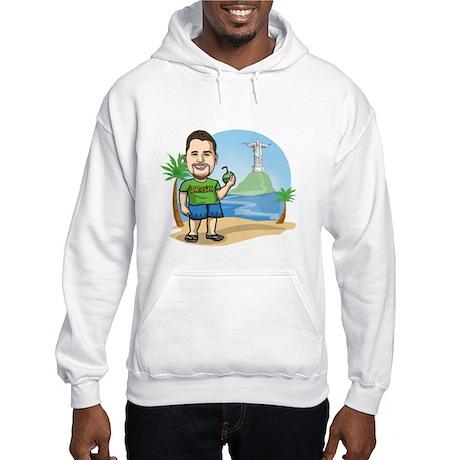 BrazilianGringo.com T-Shirt Hooded Sweatshirt