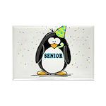 Senior Party Penguin Rectangle Magnet (100 pack)