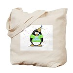Senior 2007 Party Penguin Tote Bag