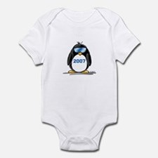 Cool 2007 Penguin Infant Bodysuit