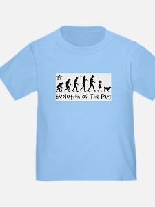 Pug Evolution - Baby /T