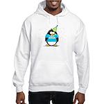 2007 Senior Party Penguin Hooded Sweatshirt