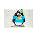 2007 Senior Party Penguin Rectangle Magnet (100 pa