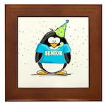2007 Senior Party Penguin Framed Tile